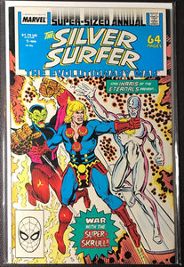 Silver Surfer Annual #  1 NM (9.4)
