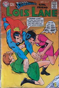 Superman's Girlfriend Lois Lane # 87 VG (4.0)