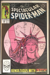 The Spectacular Spider-Man #140 NM (9.4)