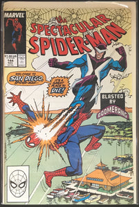 The Spectacular Spider-Man #144 NM+ (9.6)