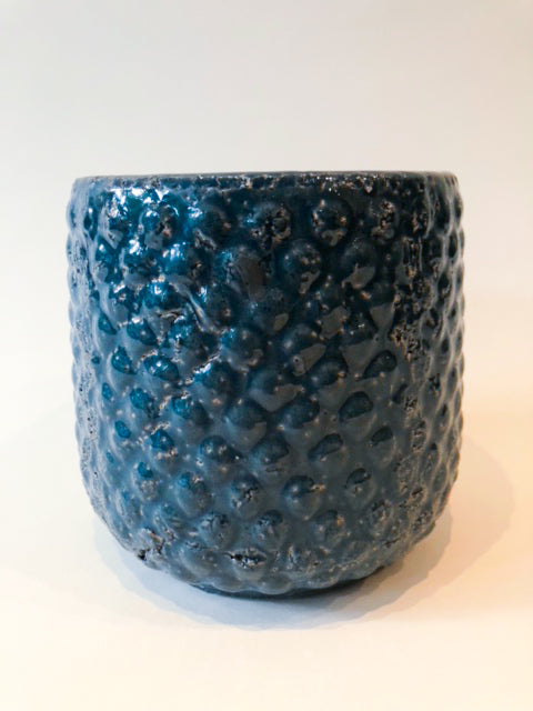 Dark Teal Pot