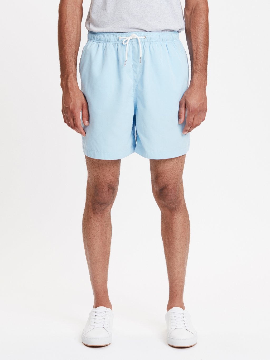 Pool Shorts | Støvet Blå