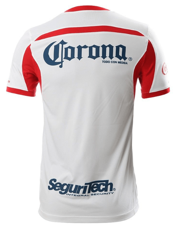 Deportivo Toluca FC Away 2018-2019 Men Jersey Football Soccer 18 19 ... 13575c2b9