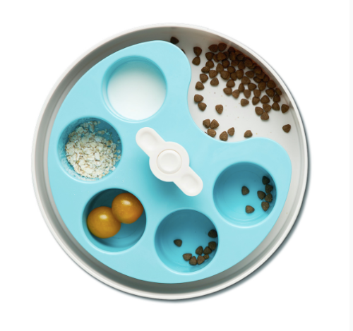 SPIN Interactive Slow Feeder Bowl