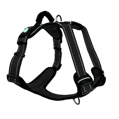Huskimo Ultimate Dog Harness - Dark Sky (Black)