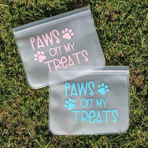 Silicone Treat Pouch