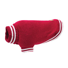 Huskimo Thredbo Jumper - Cherry Red