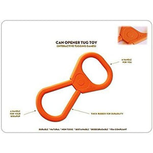 Can Opener Tug Toy