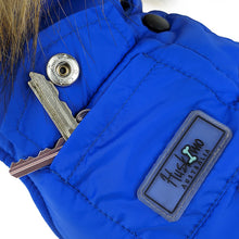 Everest Jacket - Royal Blue