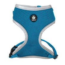 Huskimo Easy Fit Dog Harness - Bells Beach (Blue)