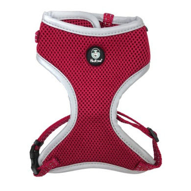 Huskimo Easy Fit Dog Harness - Uluru (Red)