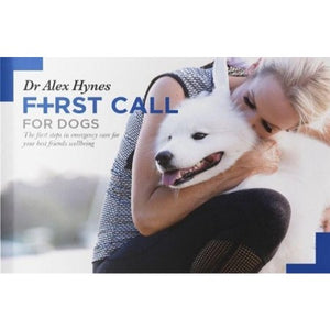 First Call book by Dr Alex Hynes