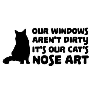 Cat Nose Art