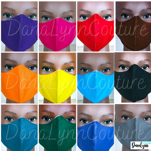 FASHION MASK solids
