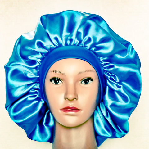 LACIE satin bonnet