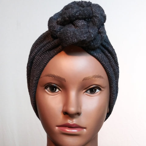 Jillie knot turban