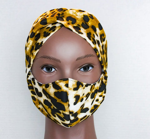GLAM HEADBAND & MASK SETS