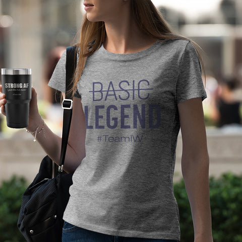 Start with the basics and build upon them - that's how Legends are created!