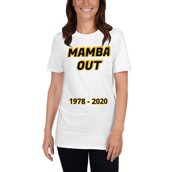 Mamba Out T-Shirt