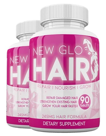 NEW GLO HAIR - LIMITED STOCK