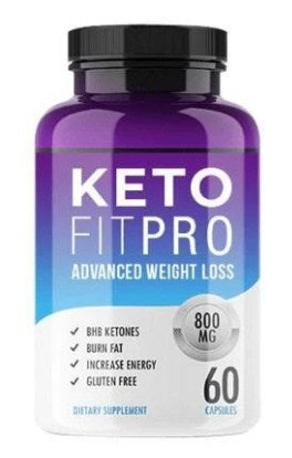 Keto Fit Pro - 60 Count