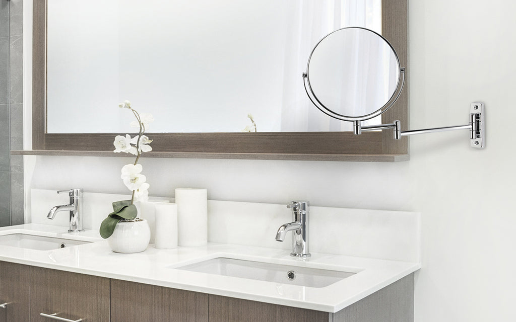 Choosing the Right Finish for your Bathroom Accessories