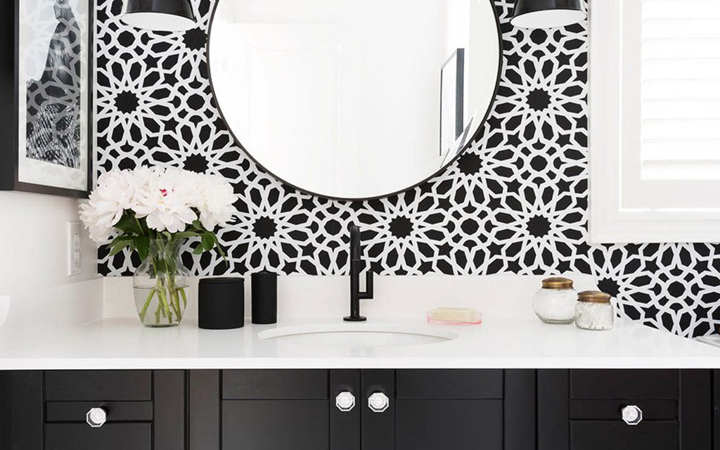 5 Ideas To Make A Statement In The Bathroom
