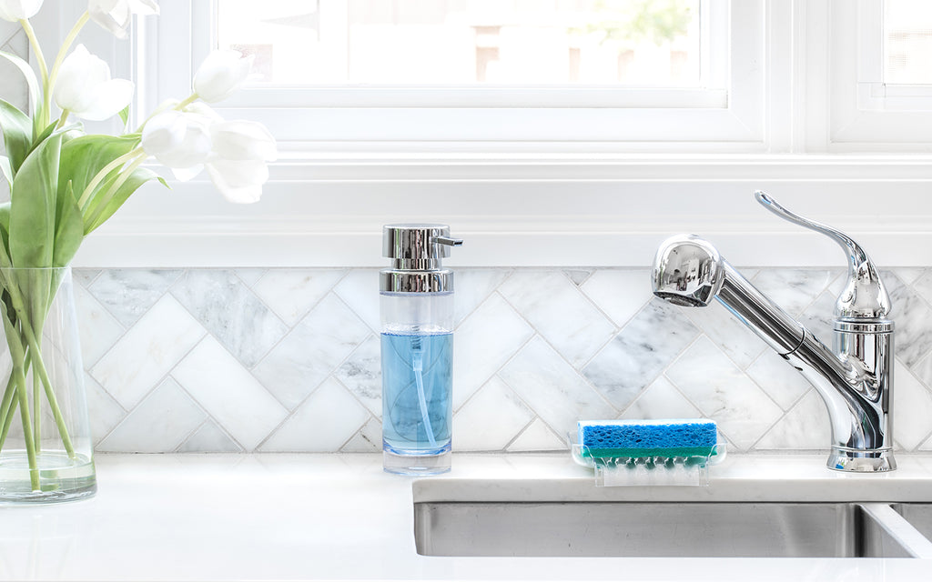 Our Favourite Countertop and Wall-Mounted Soap Dispensers