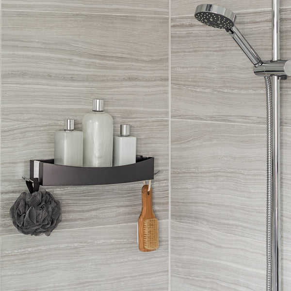 CLEVER Flip Shower Shelf - Better Living Products Canada