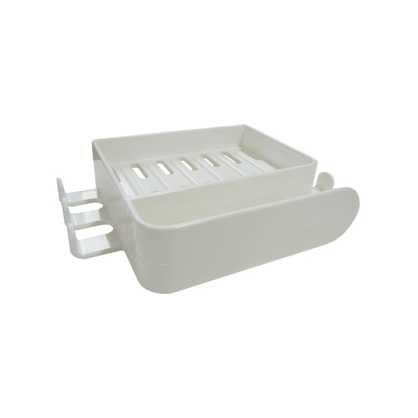 ULTI-MATE Shower Caddy Replacement Soap Dish - Better Living Products USA