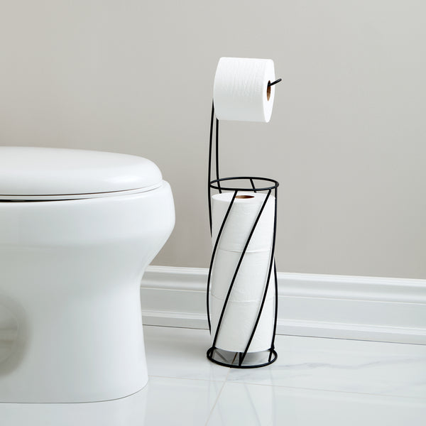 TWIST Toilet Caddy - Better Living Products Canada