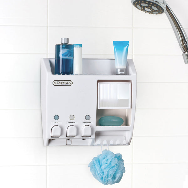 ULTI-MATE Shower Dispenser 3 Chamber - Better Living Products Canada