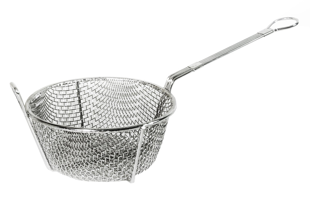 Pasta and Noodle Baskets in Stainless Steel