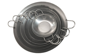 Paella Pans in Carbon Steel