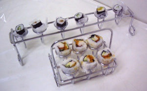 Dessert, Sushi or Shot Glass Wire Racks