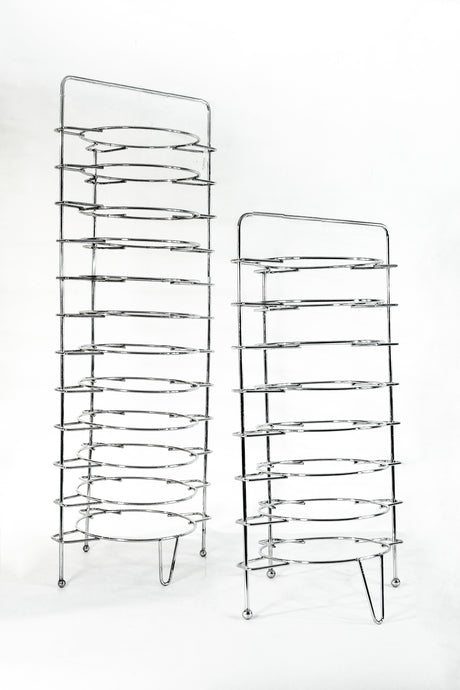 Pie racks for 8 or 12 pies
