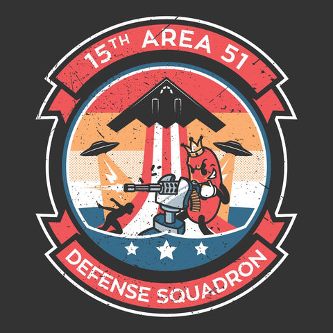 Area 51 Defense T-Shirt
