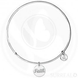 Bangle Message Faith
