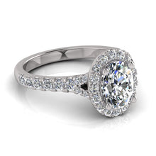 Load image into Gallery viewer, Surreal Engagement Ring 426