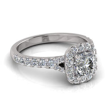 Load image into Gallery viewer, Surreal Engagement Ring 430