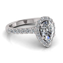 Load image into Gallery viewer, Surreal Engagement Ring 450