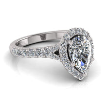 Load image into Gallery viewer, Surreal Engagement Ring 451