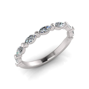 Sterling Silver Cubic Zirconia Ring 697