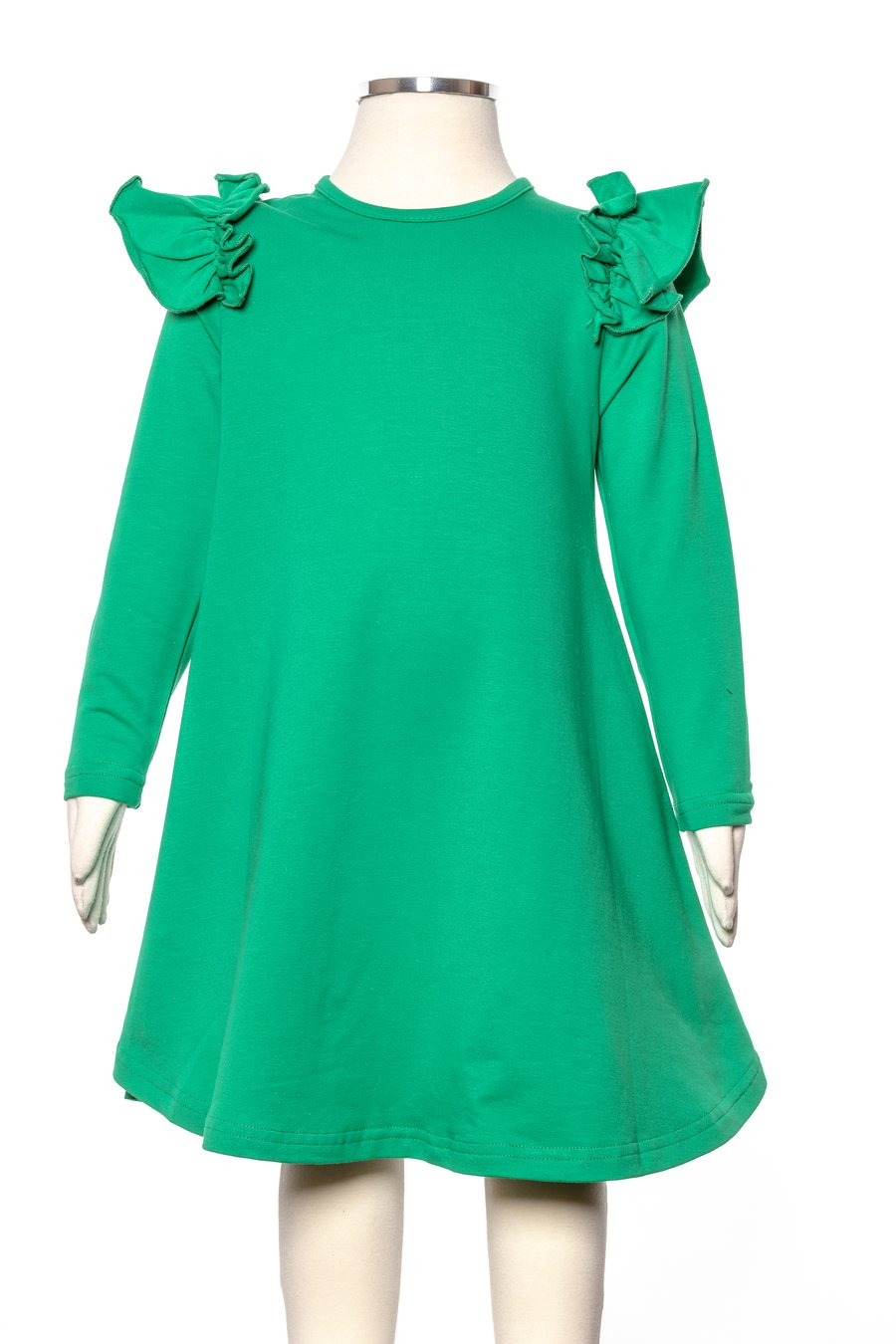 M.L. Kids St. Patrick's Day Dress
