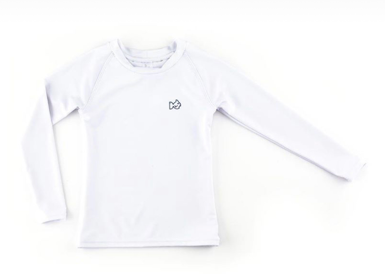 Prodoh Rashguard Shirt in White