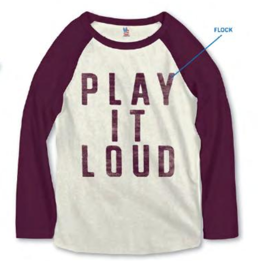 Junk Food Play it Loud Shirt