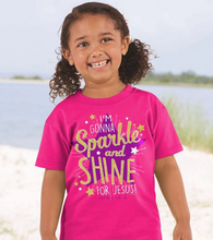 Kerusso Kid's Sparkle and Shine Tee Shirt