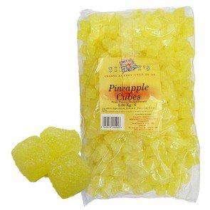 Tilleys U/W Pineapple Cubes - 3Kg