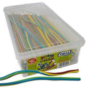Vidal Rainbow Pencils - 100 Count