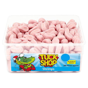 Tuck Shop Shrimps Tub Of 300